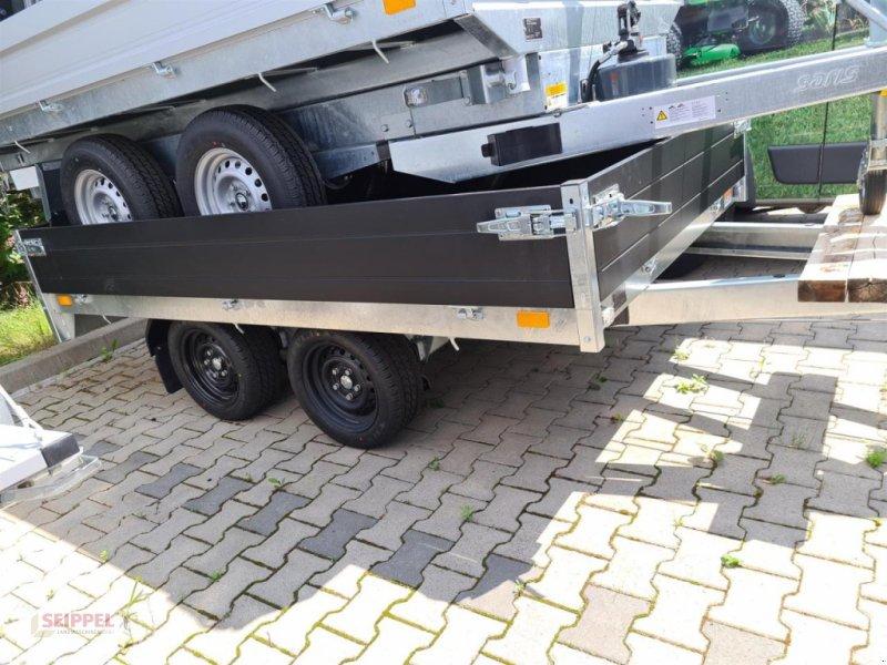 PKW-Anhänger типа Saris PL 276 170 2000 2 BE, Neumaschine в Groß-Umstadt (Фотография 2)