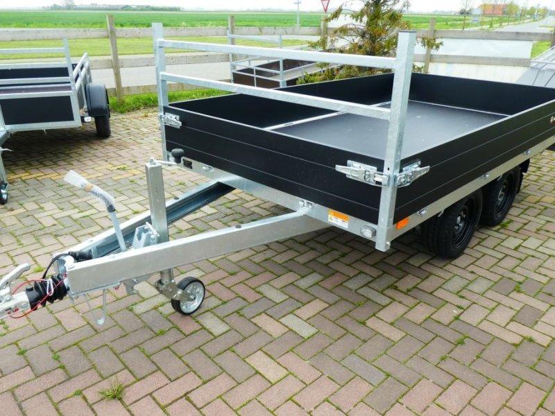 PKW-Anhänger типа Saris Plateauwagen Black Edition, Gebrauchtmaschine в Losdorp (Фотография 1)