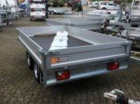 Saris PMC 1720 PKW-Anhänger