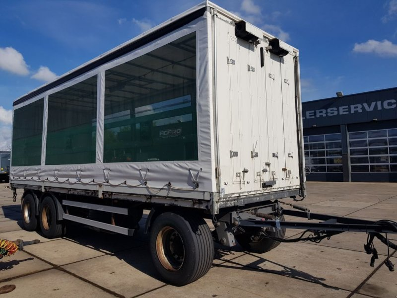 PKW-Anhänger типа Schmitz Cargobull 3 as, Gebrauchtmaschine в Emmeloord (Фотография 1)