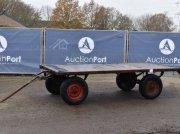 PKW-Anhänger typu Sonstige -- Platte aanhangwagen, Gebrauchtmaschine v Antwerpen