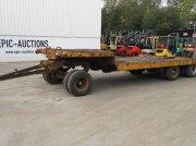 PKW-Anhänger del tipo Sonstige 3-assige trailer, Gebrauchtmaschine en Leende