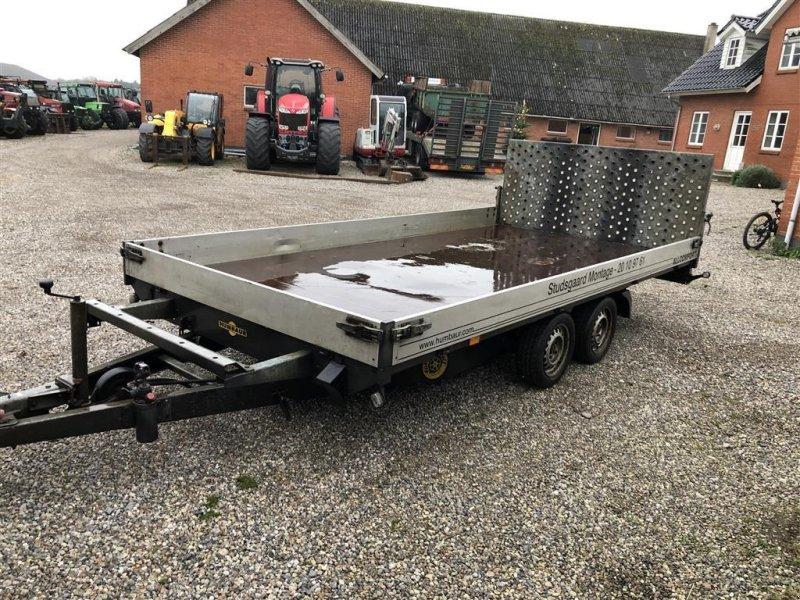 PKW-Anhänger типа Sonstige 3000 kg vippeladstrailer Allcomfort Hut 3000 maskintrailer, Gebrauchtmaschine в Nørager (Фотография 1)