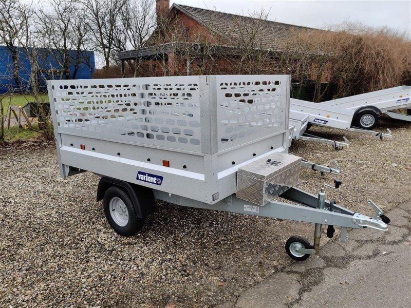 PKW-Anhänger типа Sonstige 503 DS1 Demotrailer med løvsider og værktøjskasse, Gebrauchtmaschine в Holstebro (Фотография 1)