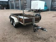 PKW-Anhänger a típus Sonstige aanhanger 2 ton Solide Middenasaanhangwagen, Gebrauchtmaschine ekkor: Putten