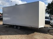 Sonstige Aanhanger Henra 3500 kg schuifzeilen met lier schuifzeil PKW-Anhänger