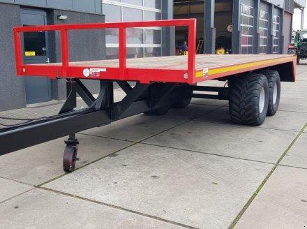 PKW-Anhänger типа Sonstige agpro 2 as tandem, Gebrauchtmaschine в Emmeloord (Фотография 4)