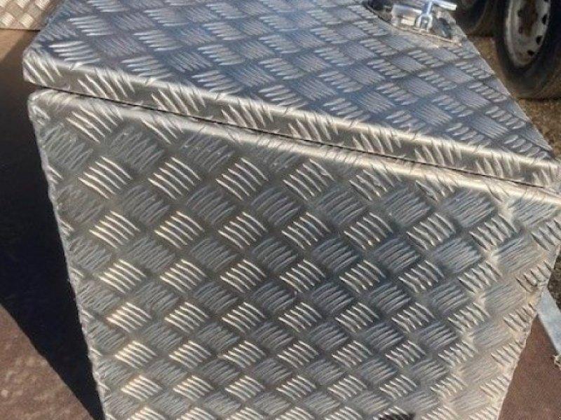 PKW-Anhänger типа Sonstige Aluminium tranenplaat kist afsluitbaar, Gebrauchtmaschine в Putten (Фотография 1)