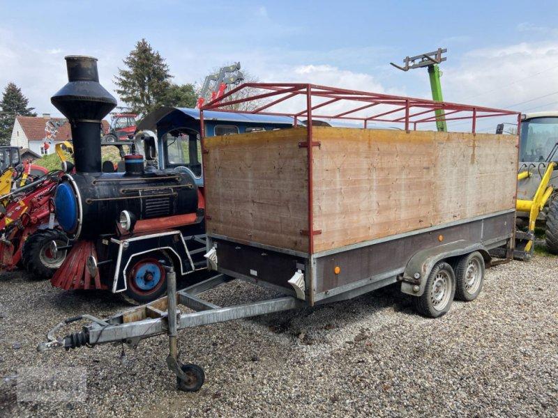 PKW-Anhänger des Typs Sonstige Autoanhänger 2 Tonnen Tandem, Gebrauchtmaschine in Burgkirchen (Bild 1)
