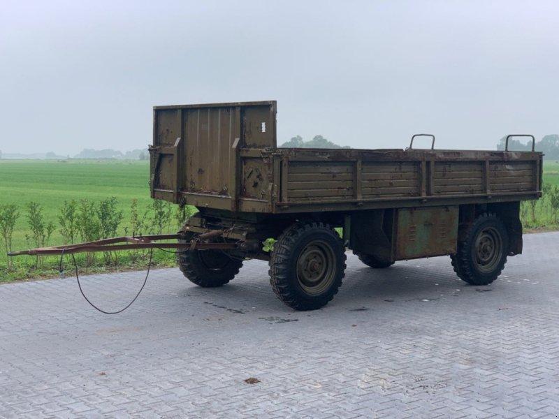 PKW-Anhänger типа Sonstige bakken kar aanhanger leger wagen, Gebrauchtmaschine в Grou (Фотография 1)