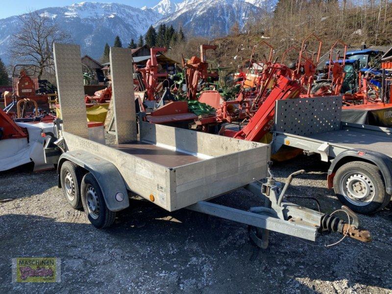 PKW-Anhänger типа Sonstige Baumaschinentransporter, Gebrauchtmaschine в Kötschach (Фотография 1)