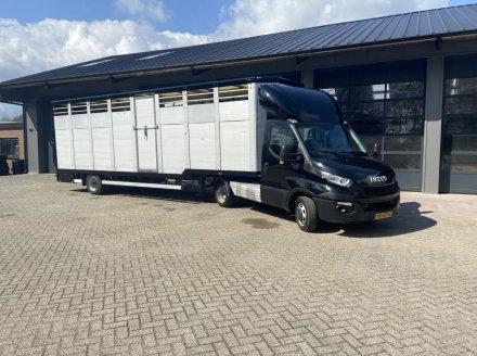 Sonstige BE combi aluminium vee oplegger Iveco Daily 40C17 (38) személygépkocsi vonóhorgok