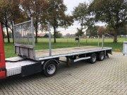 PKW-Anhänger a típus Sonstige Be Oplegger 10 Ton dieplader Veldhuizen vlak rongen, Gebrauchtmaschine ekkor: Putten