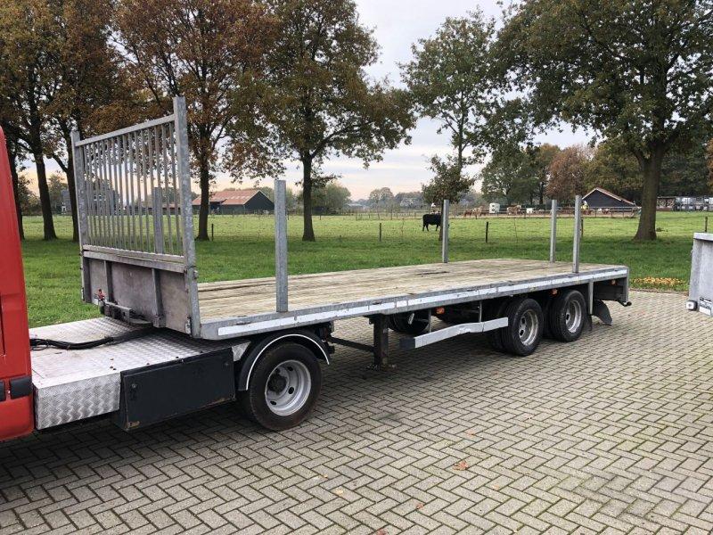 PKW-Anhänger типа Sonstige Be Oplegger 10 Ton dieplader Veldhuizen vlak rongen, Gebrauchtmaschine в Putten (Фотография 1)
