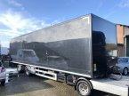 PKW-Anhänger типа Sonstige Be Oplegger 10 ton gesloten laadklep 1500 kg gestuurde as в Putten