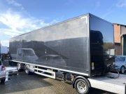 PKW-Anhänger a típus Sonstige Be Oplegger 10 ton gesloten laadklep 1500 kg gestuurde as, Gebrauchtmaschine ekkor: Putten