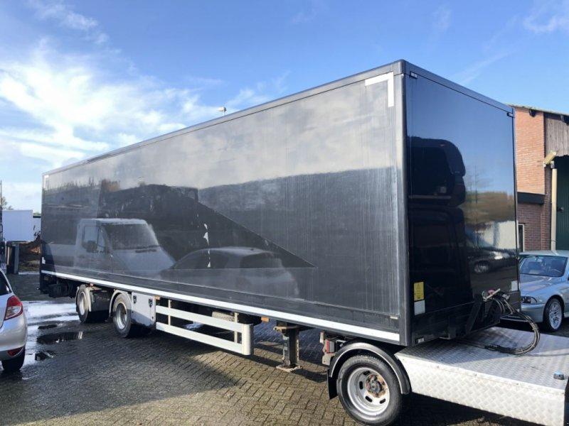 Фотография Sonstige Be Oplegger 10 ton gesloten laadklep 1500 kg gestuurde as