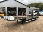 PKW-Anhänger typu Sonstige Be Oplegger 10 Ton semi dieplader Titan Jelsum, Gebrauchtmaschine v Putten