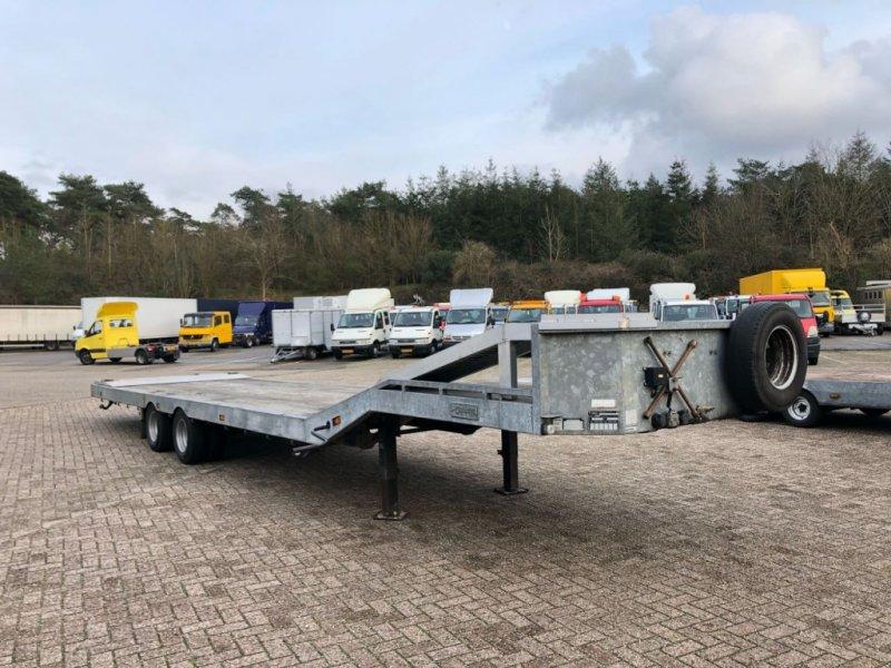 PKW-Anhänger typu Sonstige Be oplegger 10 ton veldhuizen knik vloer oplegger lier, Gebrauchtmaschine v Putten (Obrázek 1)