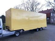 PKW-Anhänger a típus Sonstige Be Oplegger 10 Ton Veldhuizen Semi oplegger gesloten 6.5 laden, Gebrauchtmaschine ekkor: Putten