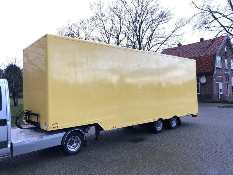 PKW-Anhänger типа Sonstige Be Oplegger 10 Ton Veldhuizen Semi oplegger gesloten 6.5 laden, Gebrauchtmaschine в Putten (Фотография 1)