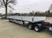 PKW-Anhänger a típus Sonstige Be Oplegger 10.5 Ton vlakke oplegger Trias gestuurde as, Gebrauchtmaschine ekkor: Putten
