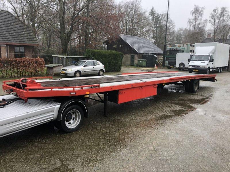 PKW-Anhänger a típus Sonstige Be Oplegger 4.5 ton Trias auto transporter ambulance, Gebrauchtmaschine ekkor: Putten (Kép 1)