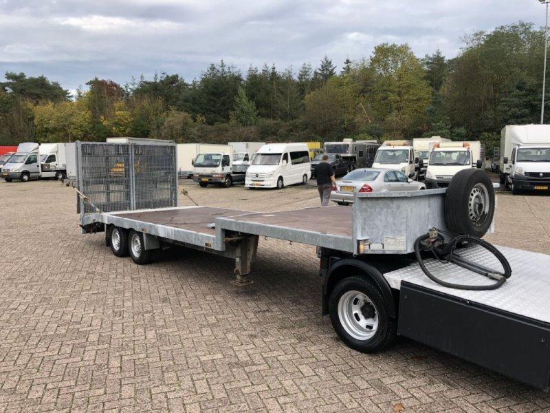 PKW-Anhänger a típus Sonstige Be oplegger 5 Ton semi dieplader grote oprij klep kuiper, Gebrauchtmaschine ekkor: Putten (Kép 1)