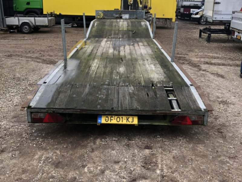 PKW-Anhänger типа Sonstige Be Oplegger 5.1 Ton Semi Dieplader Veldhuizen, Gebrauchtmaschine в Putten (Фотография 6)