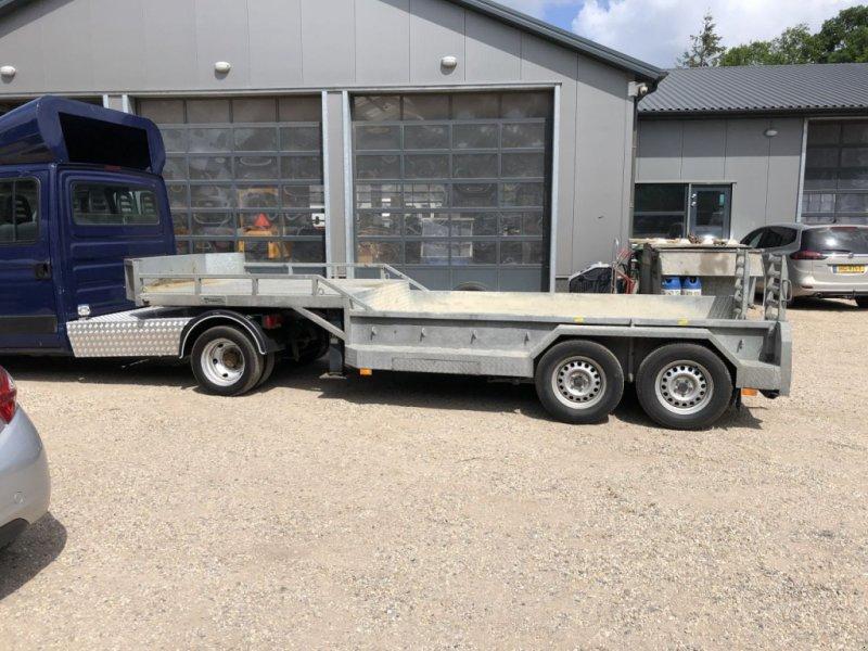 PKW-Anhänger типа Sonstige Be Oplegger 5.2 Ton kuip dieplader Veldhuizen 2011, Gebrauchtmaschine в Putten (Фотография 7)