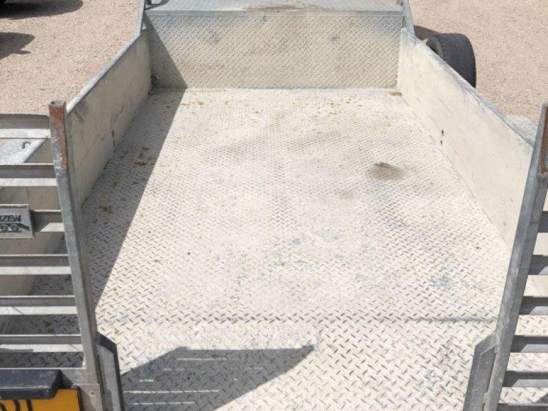 PKW-Anhänger типа Sonstige Be Oplegger 5.2 Ton kuip dieplader Veldhuizen 2011, Gebrauchtmaschine в Putten (Фотография 6)