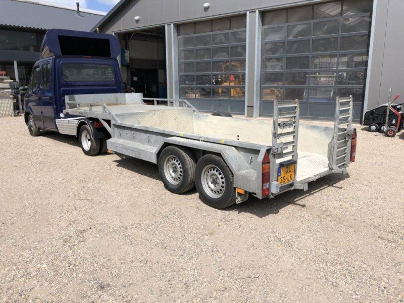 PKW-Anhänger типа Sonstige Be Oplegger 5.2 Ton kuip dieplader Veldhuizen 2011, Gebrauchtmaschine в Putten (Фотография 4)