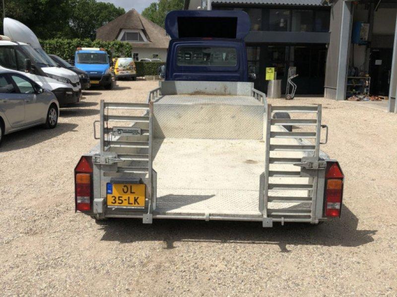 PKW-Anhänger типа Sonstige Be Oplegger 5.2 Ton kuip dieplader Veldhuizen 2011, Gebrauchtmaschine в Putten (Фотография 5)