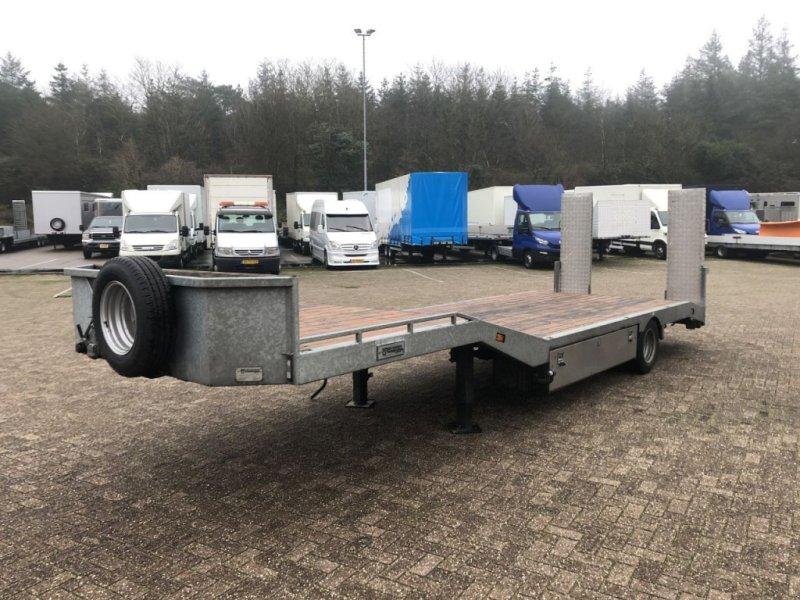PKW-Anhänger a típus Sonstige BE oplegger 5.2 Ton semi dieplader Veldhuizen, Gebrauchtmaschine ekkor: Putten (Kép 1)
