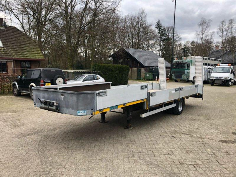 PKW-Anhänger типа Sonstige Be Oplegger 5.3 Ton semi Dieplader van den oever trailers, Gebrauchtmaschine в Putten (Фотография 1)