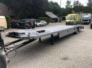 Sonstige Be Oplegger 5.5 ton Ambulance autotransporter Tijhof PKW-Anhänger