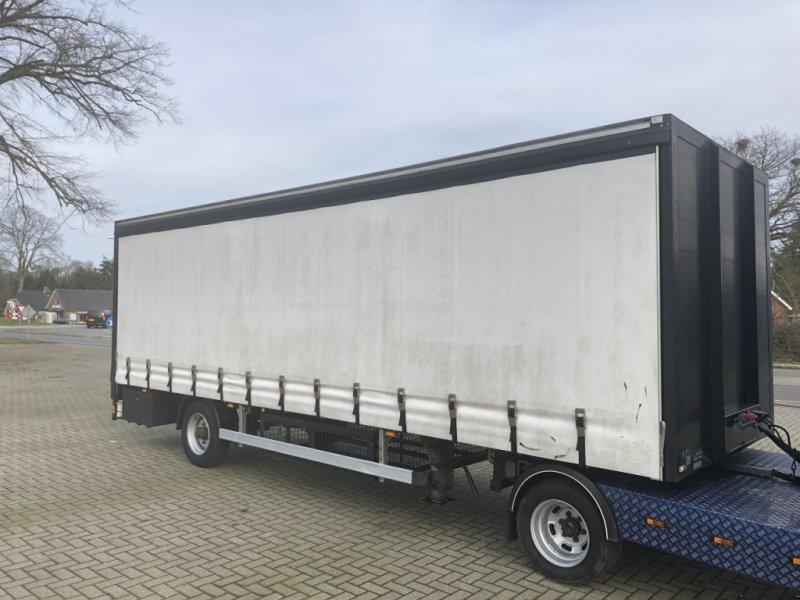 PKW-Anhänger типа Sonstige Be Oplegger 5.5 Ton schuifzeilen Verhagen 3293 kg laden, Gebrauchtmaschine в Putten (Фотография 1)