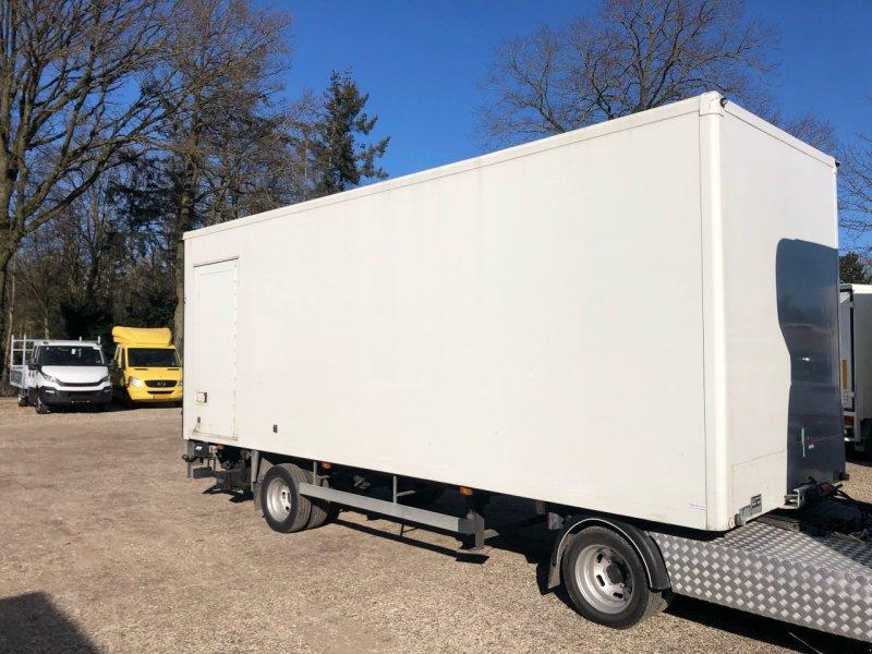 PKW-Anhänger типа Sonstige Be Oplegger 5.5 Ton veldhuizen 1500 kg volle laadklep, Gebrauchtmaschine в Putten (Фотография 1)