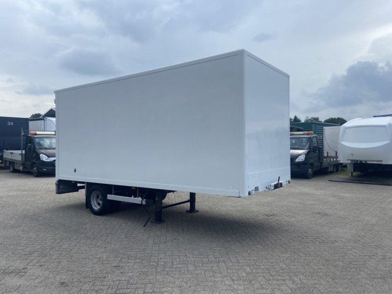 PKW-Anhänger typu Sonstige be oplegger 5.5 ton Veldhuizen gesloten, Gebrauchtmaschine w Putten (Zdjęcie 1)
