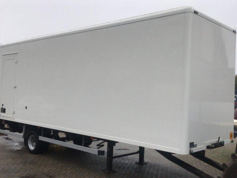 PKW-Anhänger типа Sonstige Be Oplegger 5.5 ton Veldhuizen laadklep 1000 kg, Gebrauchtmaschine в Putten (Фотография 1)