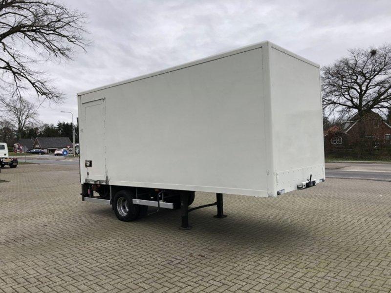 PKW-Anhänger типа Sonstige Be Oplegger 5.5 Ton Veldhuizen met laadklep, Gebrauchtmaschine в Putten (Фотография 1)
