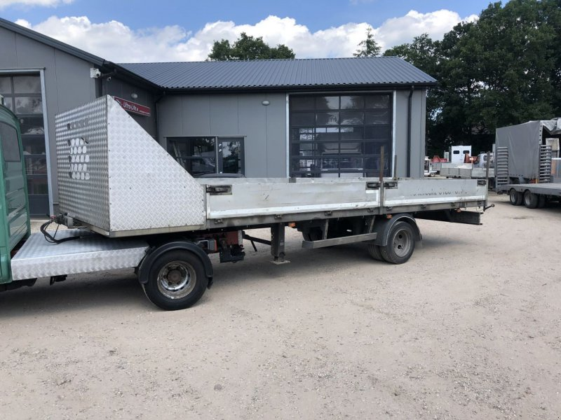 PKW-Anhänger типа Sonstige Be Oplegger 5.5 Ton Vlak Bunk trailer, Gebrauchtmaschine в Putten (Фотография 1)
