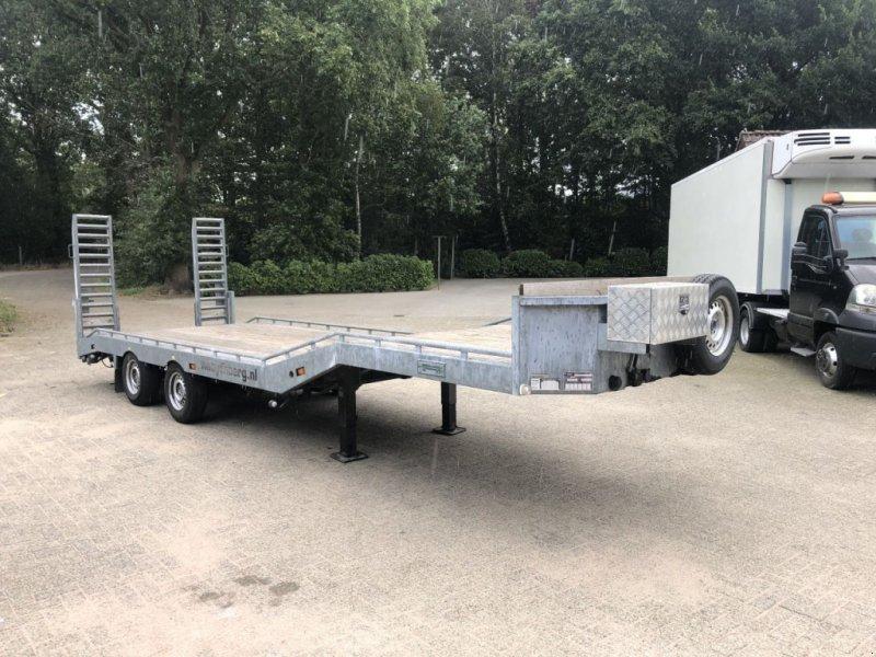 PKW-Anhänger типа Sonstige Be oplegger 5.6 Ton semi dieplader Veldhuizen lucht, Gebrauchtmaschine в Putten (Фотография 1)