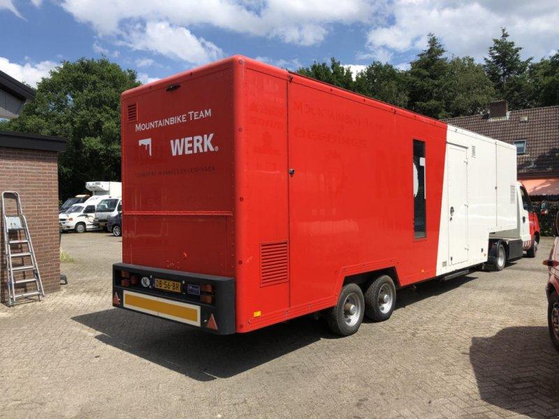 PKW-Anhänger типа Sonstige Be Oplegger 6 Ton Smit gesloten oplegger, Gebrauchtmaschine в Putten (Фотография 3)
