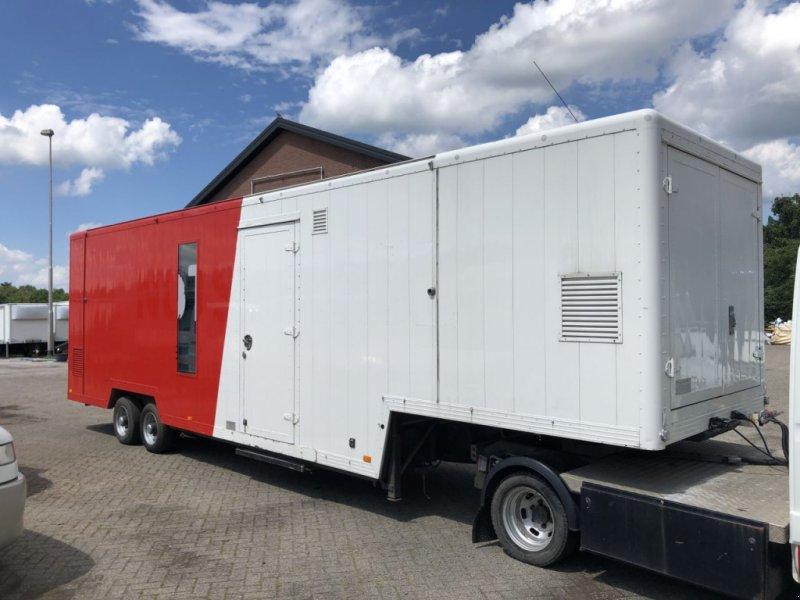 PKW-Anhänger типа Sonstige Be Oplegger 6 Ton Smit gesloten oplegger, Gebrauchtmaschine в Putten (Фотография 2)