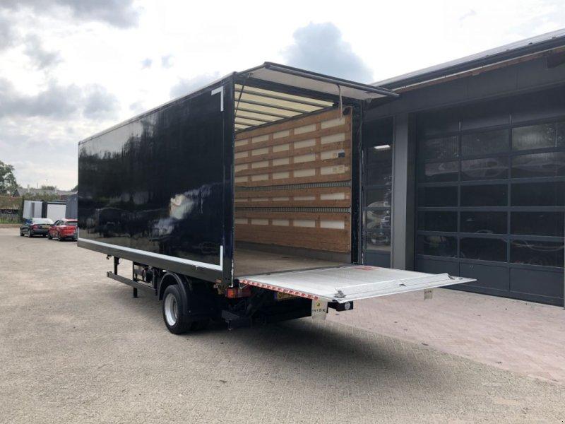 PKW-Anhänger a típus Sonstige Be Oplegger 6750 kg gesloten Laadklep 1000 kg Hollandia saxas, Gebrauchtmaschine ekkor: Putten (Kép 1)