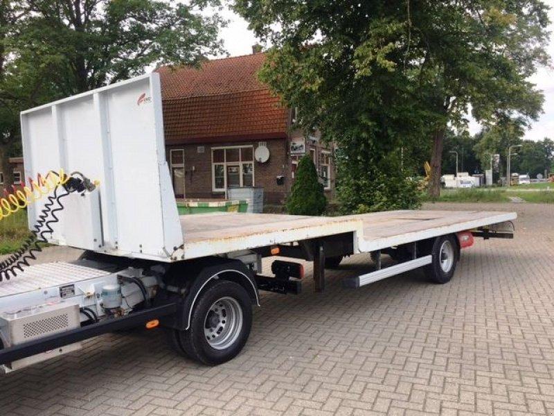 PKW-Anhänger типа Sonstige Be Oplegger 7 Ton Ancy semi dieplader, Gebrauchtmaschine в Putten (Фотография 1)