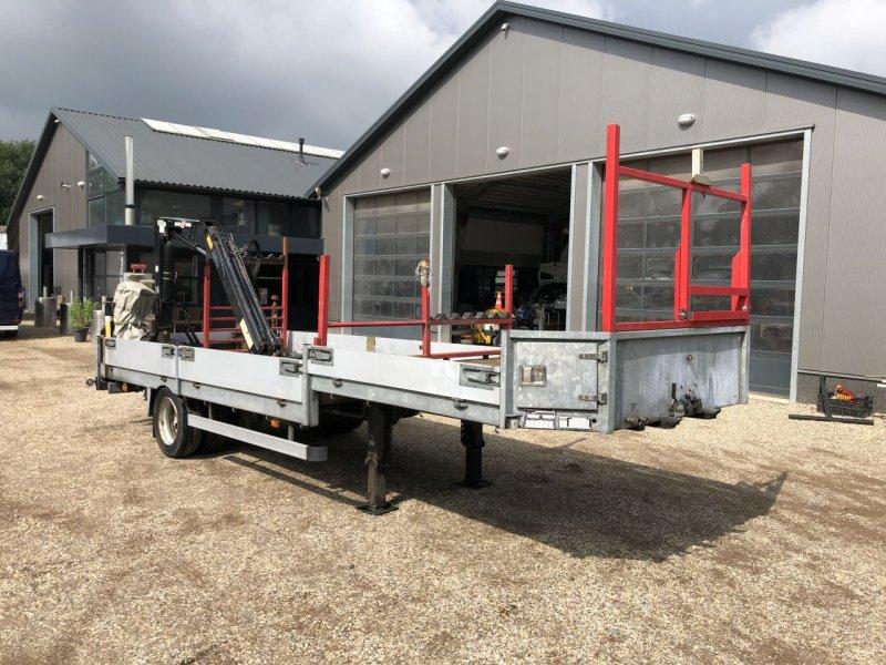 PKW-Anhänger типа Sonstige Be Oplegger 7 ton kuiper amco veba kraan kuiper, Gebrauchtmaschine в Putten (Фотография 1)