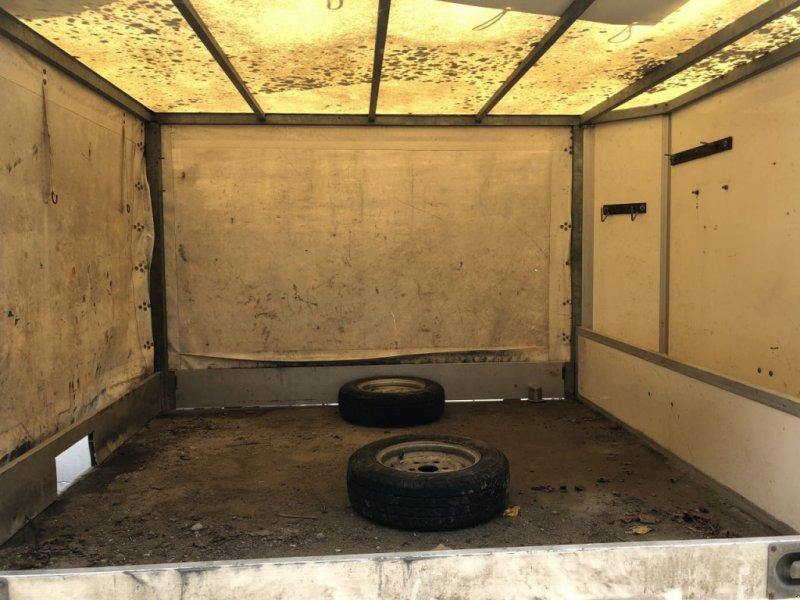 PKW-Anhänger типа Sonstige Be Oplegger 7 Ton kuiper Kuip Dieplader met rvs tanks, Gebrauchtmaschine в Putten (Фотография 7)