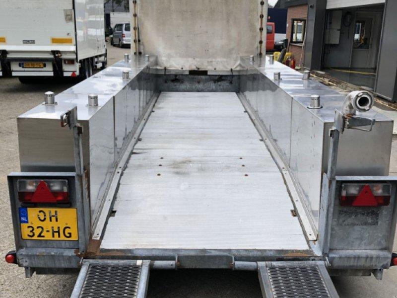 PKW-Anhänger типа Sonstige Be Oplegger 7 Ton kuiper Kuip Dieplader met rvs tanks, Gebrauchtmaschine в Putten (Фотография 10)